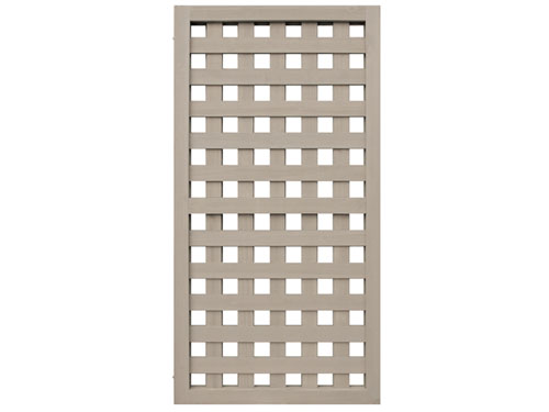 2 High Lattice Panel