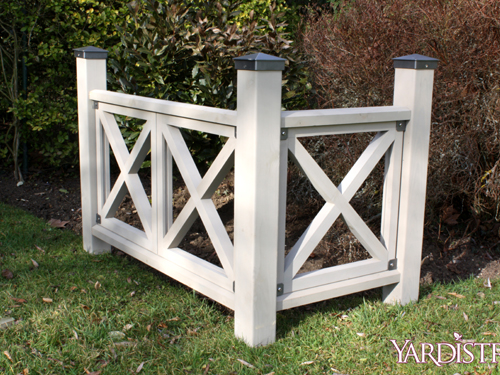 3 Panel Fencing
