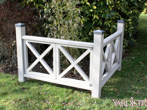 4 Panel Fencing