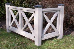Yardistry 2+1 Fence
